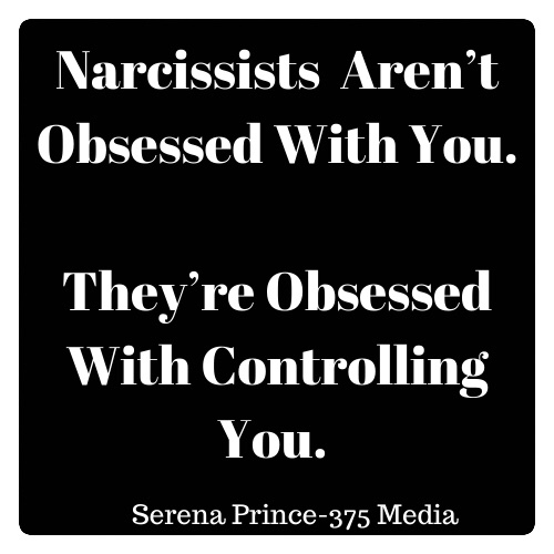 Quora Answers: Narcissists And Control