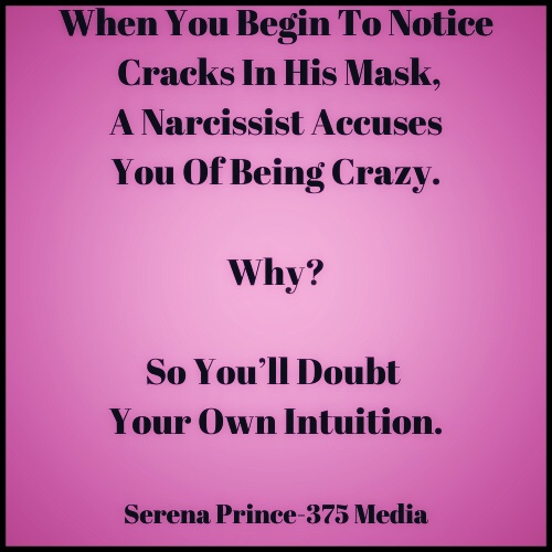 Quora Answers: Crazy-Making Narcissists