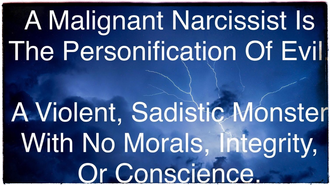 How Evil And Vengeful Is A Covert Malignant Narcissist To Their Victim?
