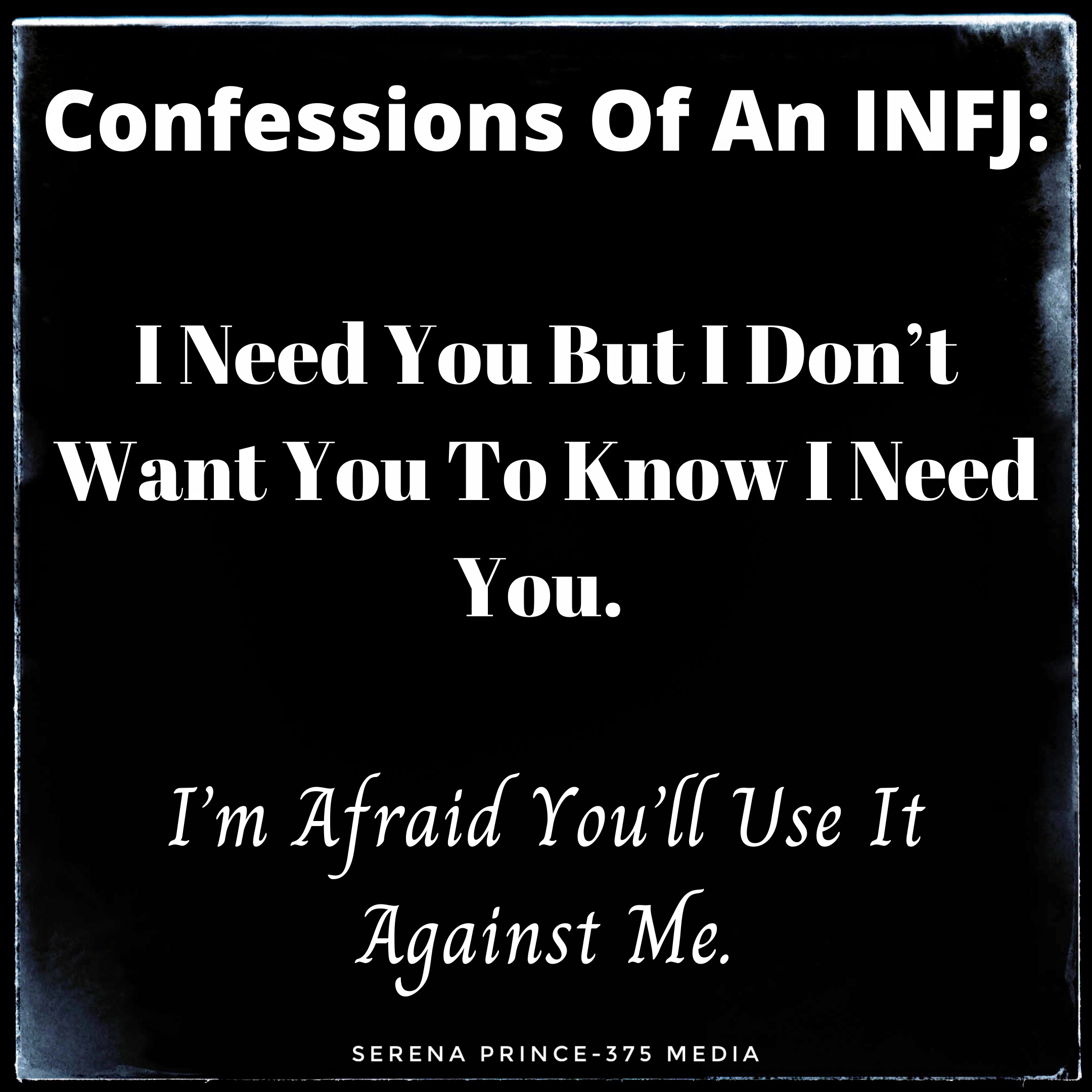 Quora Answers: INFJ Relationships